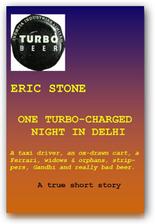 One Turbo Charged Night in Delhi